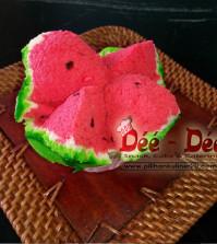 Kue Kukus Semangka